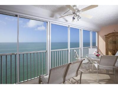 Dela Park Place Condo/Townhouse For Sale: 1020 S Collier Blvd #704