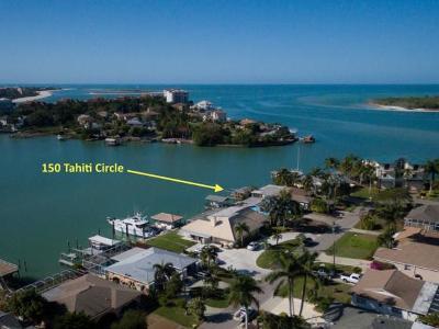 Naples Single Family Home For Sale: 150 Tahiti Cir