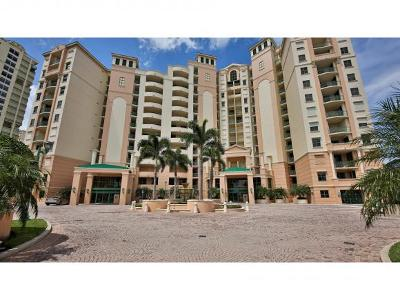 Condo/Townhouse For Sale: 930 Cape Marco Dr #306