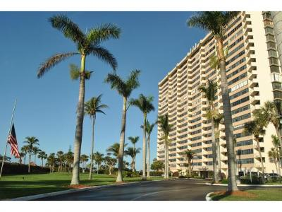 Gulfview Apts Of Marco Island Condo/Townhouse For Sale: 58 N Collier Blvd #1705