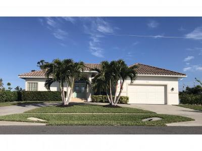 Marco Island Single Family Home For Sale: 1406 Delbrook Way #25