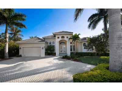 Marco Island Single Family Home For Sale: 1255 San Marco Rd #7