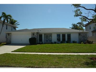 Marco Island Single Family Home For Sale: 1031 Dill Ct #7