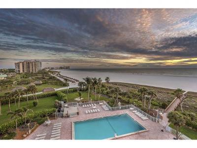 Gulfview Apts Of Marco Island Condo/Townhouse For Sale: 58 N Collier Blvd #607