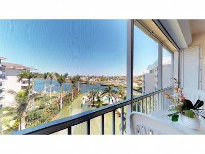 Sussex On The Bay Condo/Townhouse For Sale: 270 N Collier Blvd #501