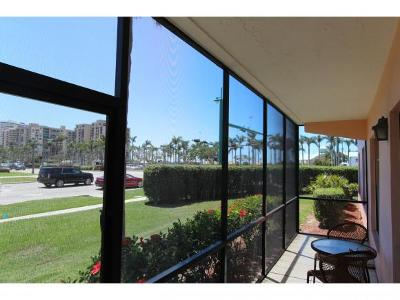 Mariner Apts Marco Island Condo/Townhouse For Sale: 17 N Collier Blvd #108