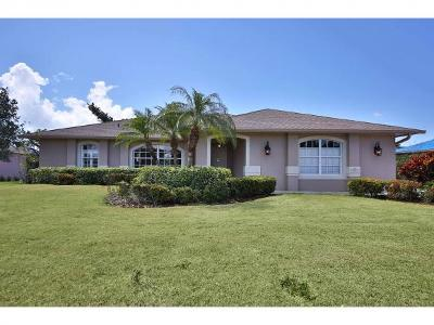 Marco Island Single Family Home For Sale: 2019 San Marco Rd #5