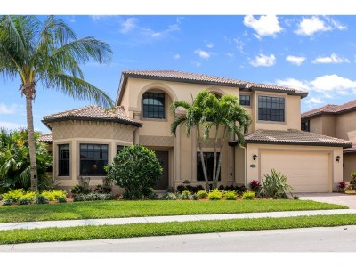 Naples Single Family Home For Sale: 3812 Ruby Way