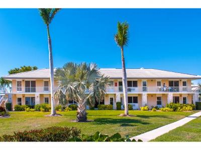 Aquarius Apts Of Marco Island Condo/Townhouse For Sale: 167 N Collier Blvd #G3