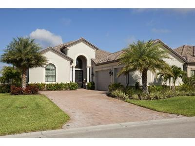 Naples Single Family Home For Sale: 3177 Olympia Ln