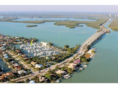 Marco Island Single Family Home For Sale: 1402 N Collier Blvd