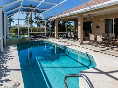 Marco Island Single Family Home For Sale: 115 Peach Ct #5