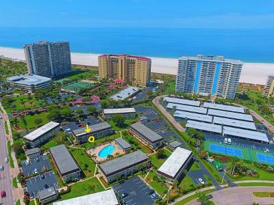 Marco Island Condo/Townhouse For Sale: 130 N Collier Blvd #2
