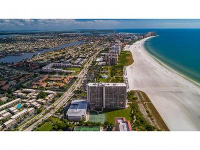Gulfview Apts Of Marco Island Condo/Townhouse For Sale: 58 N Collier Blvd #1003