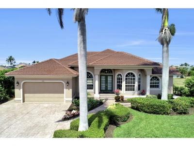 Marco Island Single Family Home For Sale: 266 S Heathwood Dr #7