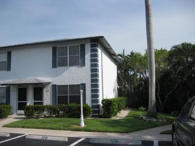 Marco Island Condo/Townhouse For Sale: 761 W Elkcam Cir #A109