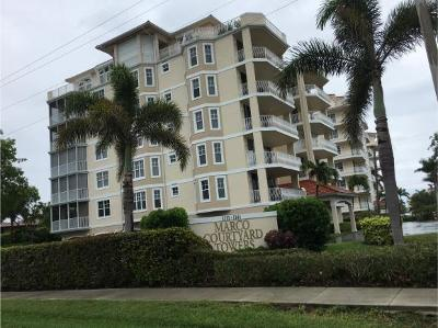 Marco Island Condo/Townhouse For Sale: 1111 Swallow Ave #602