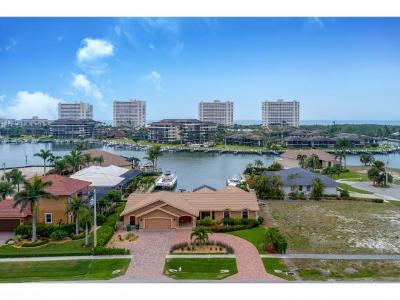 Marco Island Single Family Home For Sale: 435 Kendall Dr #23