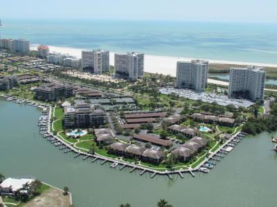 Marco Island Condo/Townhouse For Sale: 591 Seaview Ct #510