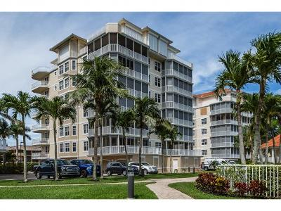 Marco Island Condo/Townhouse For Sale: 1121 Swallow Ave #701