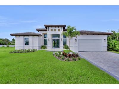 Marco Island Single Family Home For Sale: 140 Sand Hill St #25