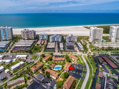 Marco Island Condo/Townhouse For Sale: 235 Seaview Ct #3