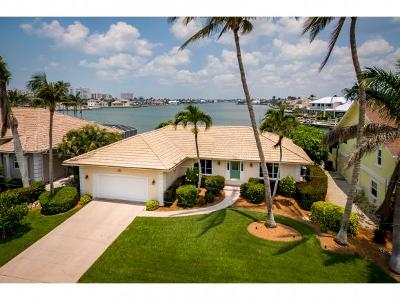Marco Island Single Family Home For Sale: 1130 Twin Oak Ct #7