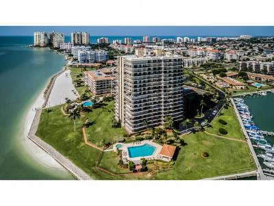 Marco Island Condo/Townhouse For Sale: 1100 S Collier Blvd #222