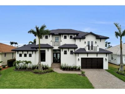 Marco Island Single Family Home For Sale: 258 Capistrano Ct #6