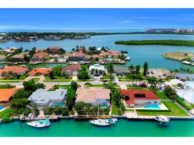 Marco Island Single Family Home For Sale: 761 Plantation Ct #11