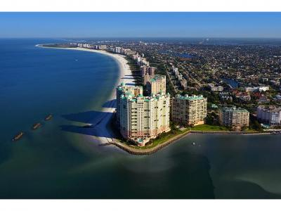 Marco Island Condo/Townhouse For Sale: 970 Cape Marco Dr #405