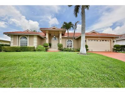 Marco Island Single Family Home For Sale: 1164 Shenandoah Ct #7