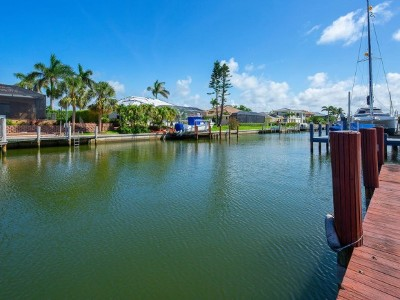 Marco Island Single Family Home For Sale: 706 Nautilus Ct #11