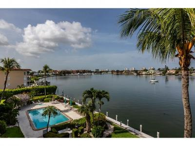 Marco Island Condo/Townhouse For Sale: 838 Elkcam Cir #PH #406