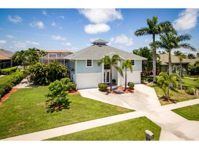 Marco Island Single Family Home For Sale: 490 Pheasant Ct #8