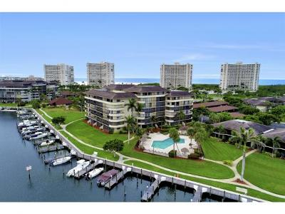 Marco Island Condo/Townhouse For Sale: 591 Seaview Ct #511