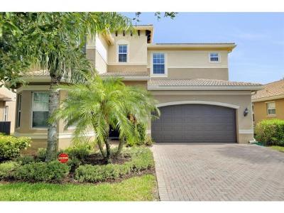 Naples Single Family Home For Sale: 6483 Marbella Drive
