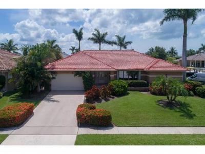 Marco Island Single Family Home For Sale: 29 Algonquin Ct #3