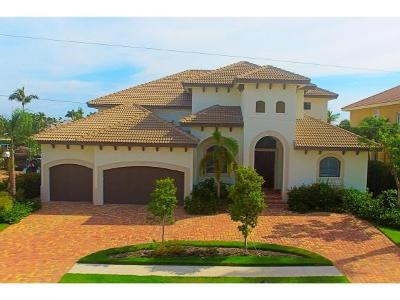 Marco Island Single Family Home For Sale: 1812 Maywood Ct #2