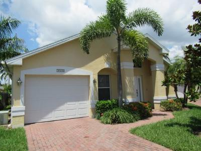 Naples Single Family Home For Sale: 3516 Magenta Ct #15