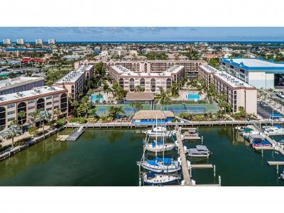 Marco Island Condo/Townhouse For Sale: 1012 Anglers Cv #407