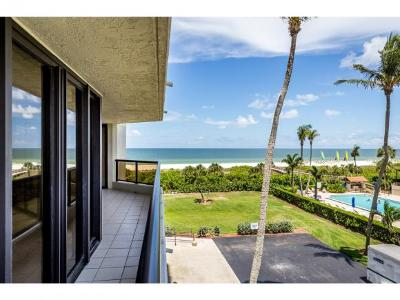 Marco Island Condo/Townhouse For Sale: 730 S Collier Blvd #206