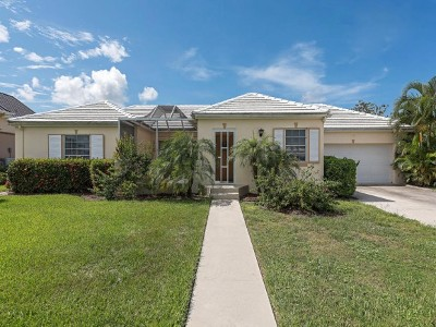 Marco Island Single Family Home For Sale: 1273 Fruitland Ave #1