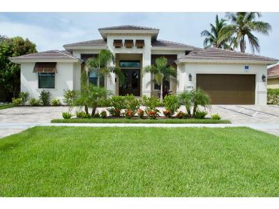 Marco Island Single Family Home For Sale: 1573 San Marco Rd #8