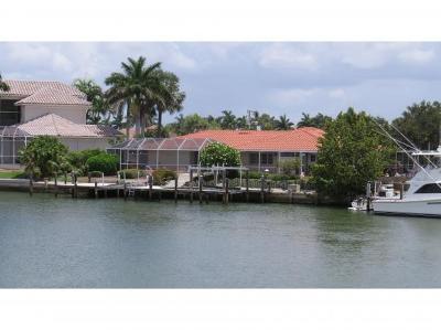 Marco Island Single Family Home For Sale: 476 Tarpon Ct #2