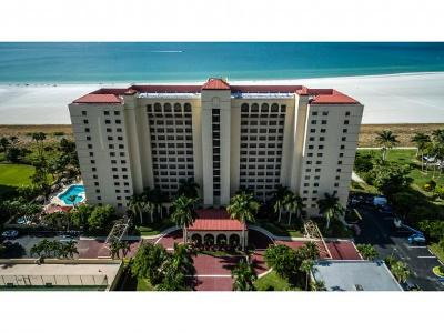 Marco Island Condo/Townhouse For Sale: 100 N Collier Blvd #406