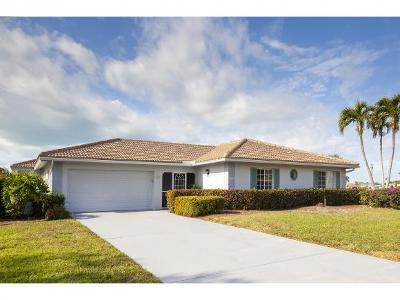 Marco Island Single Family Home For Sale: 232 Shadowridge Ct #3