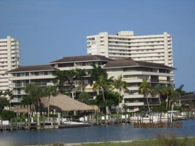 Marco Island Condo/Townhouse For Sale: 651 Seaview Ct #710