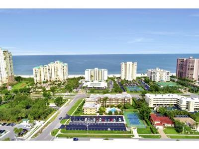 Condo/Townhouse For Sale: 921 S Collier Blvd #106