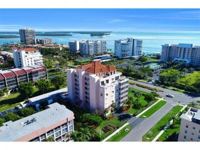 Condo/Townhouse For Sale: 1021 S Collier Blvd #202